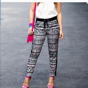 Express style joggers